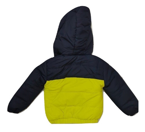 Jaqueta Infantil Blusa Menino Casaco Capuz Forrada Peluciada