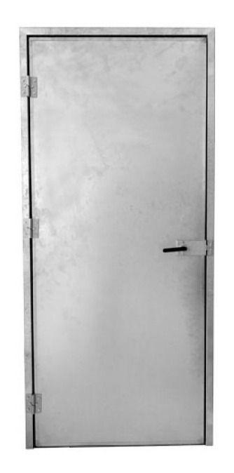 Porta Corta Fogo P90 Completa Incêndio Certificada Pelos Bombeiro 79x210