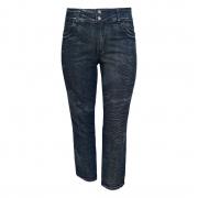 Calça Jeans Feminina Cintura Alta Ref 95 Plus Size