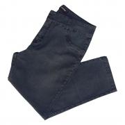 Calça Jeans Feminina Cintura Alta Ref 97 Plus Size