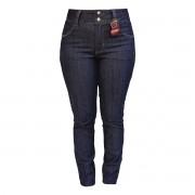 Calça Jeans Hot Pants C/ Puído - Tamanhos 38, 40 E 42