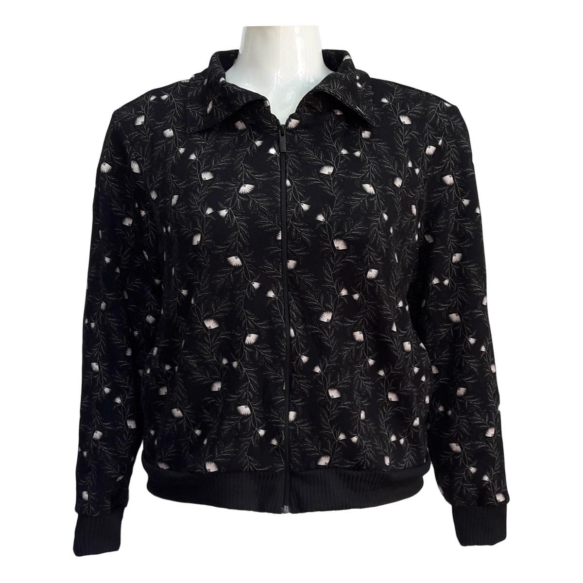 Blusa de Frio Feminina Moletinho Plus Size