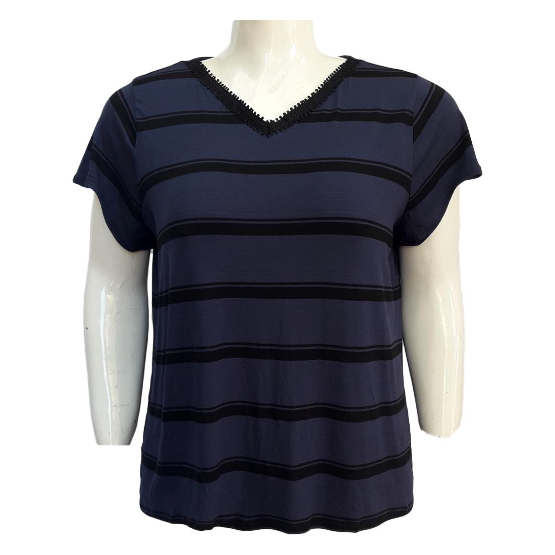 Blusa Feminina Ref. 79 Plus Size