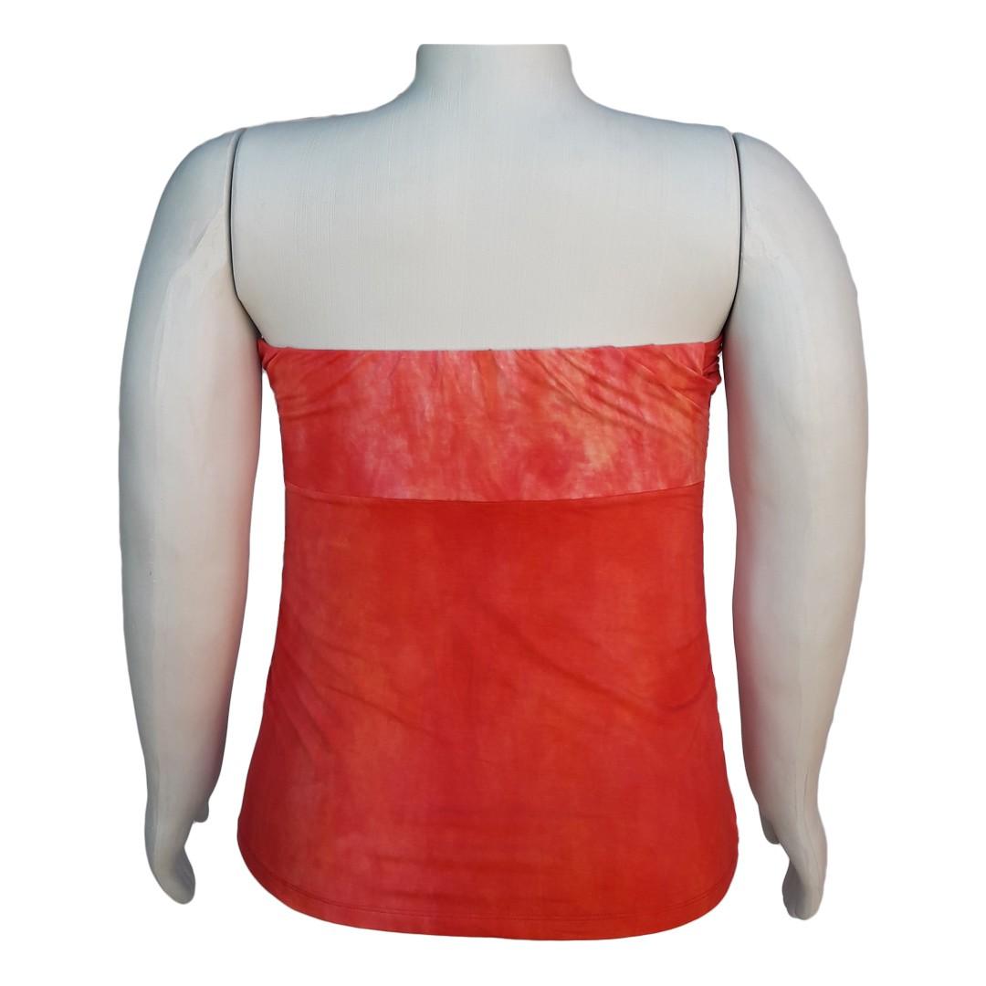 Blusa Tie Dye Tomara Que Caia Plus Size