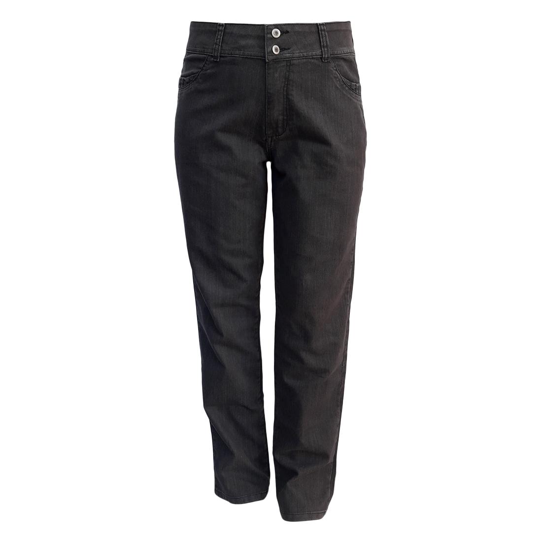 Calça Jeans Feminina Cintura Alta Ref 92 Plus Size