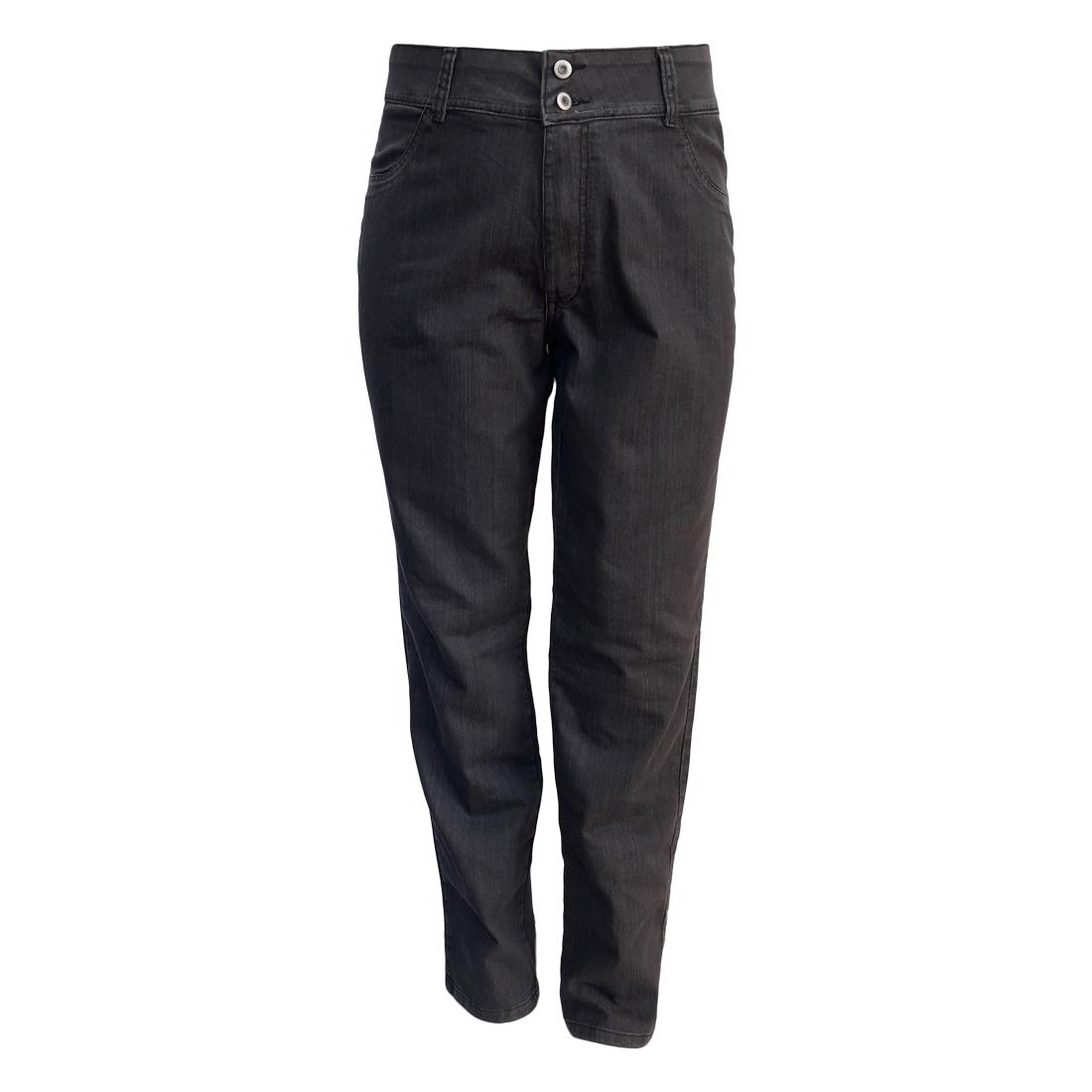 Calça Jeans Feminina Cintura Alta Ref 93 Plus Size
