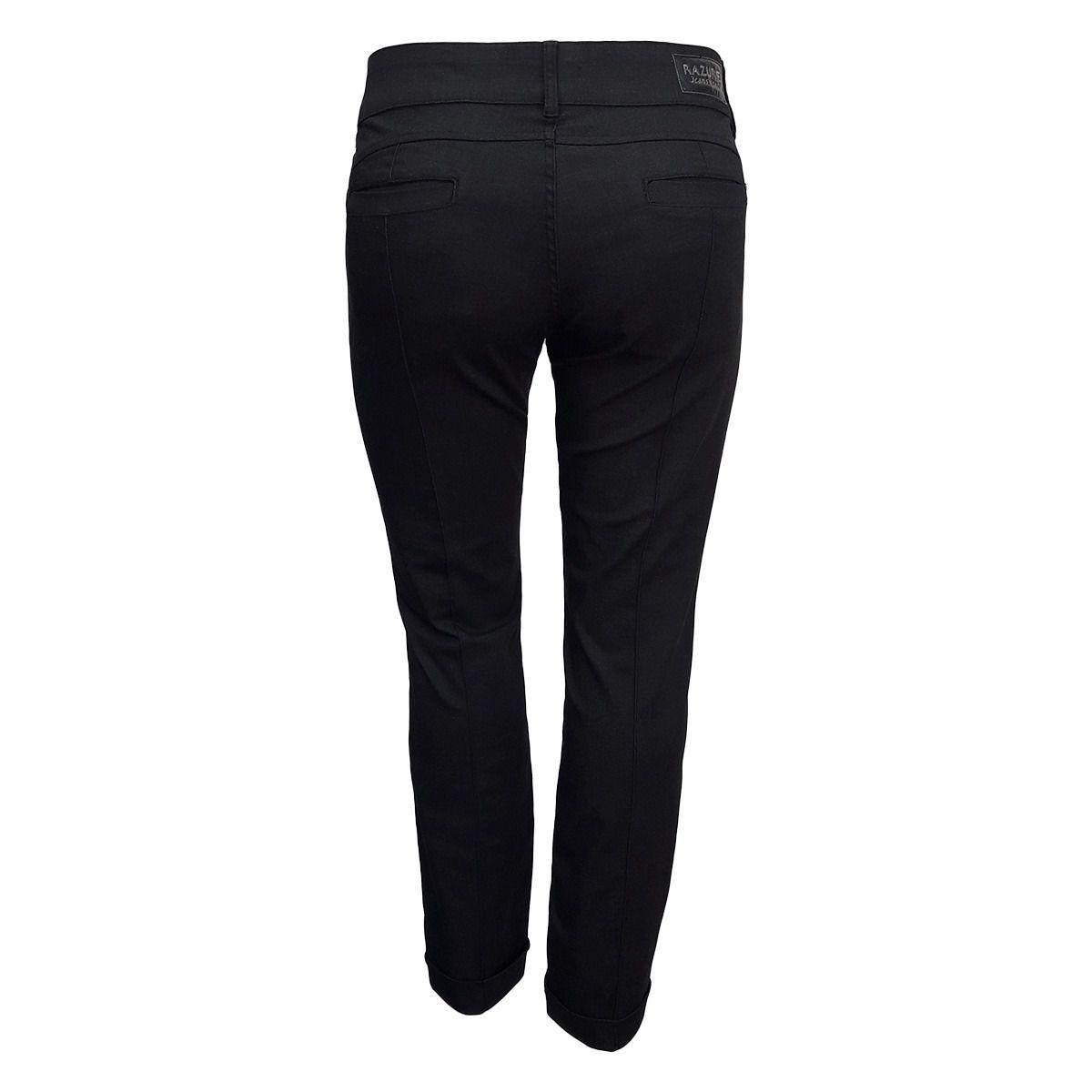 Calça Jeans Feminina Social Plus Size