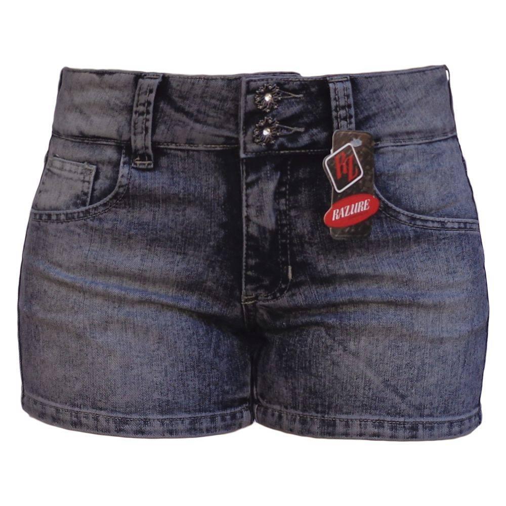Short Jeans Feminino Curto Plus Size