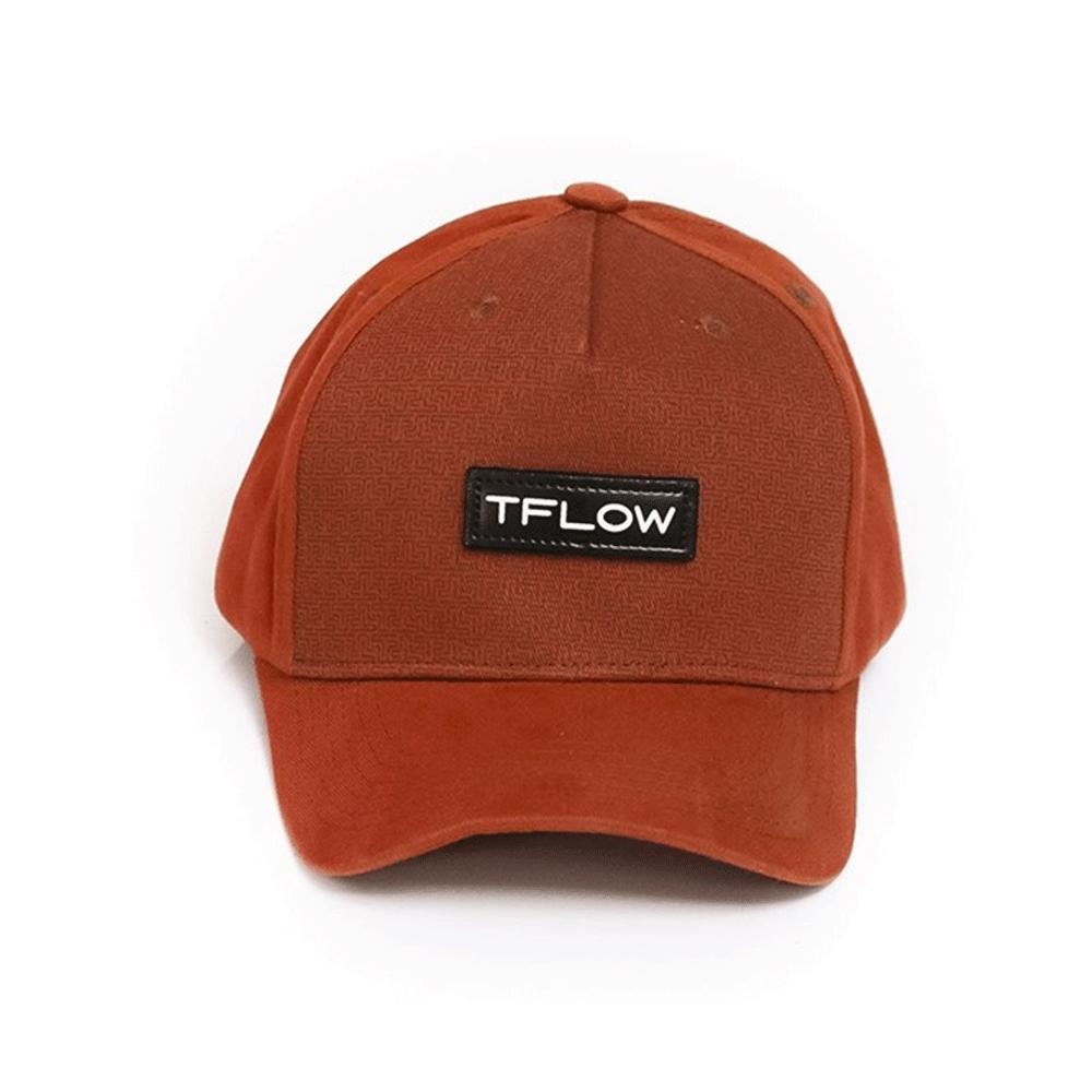 BONÉ LABEL BLACK - TFLOW