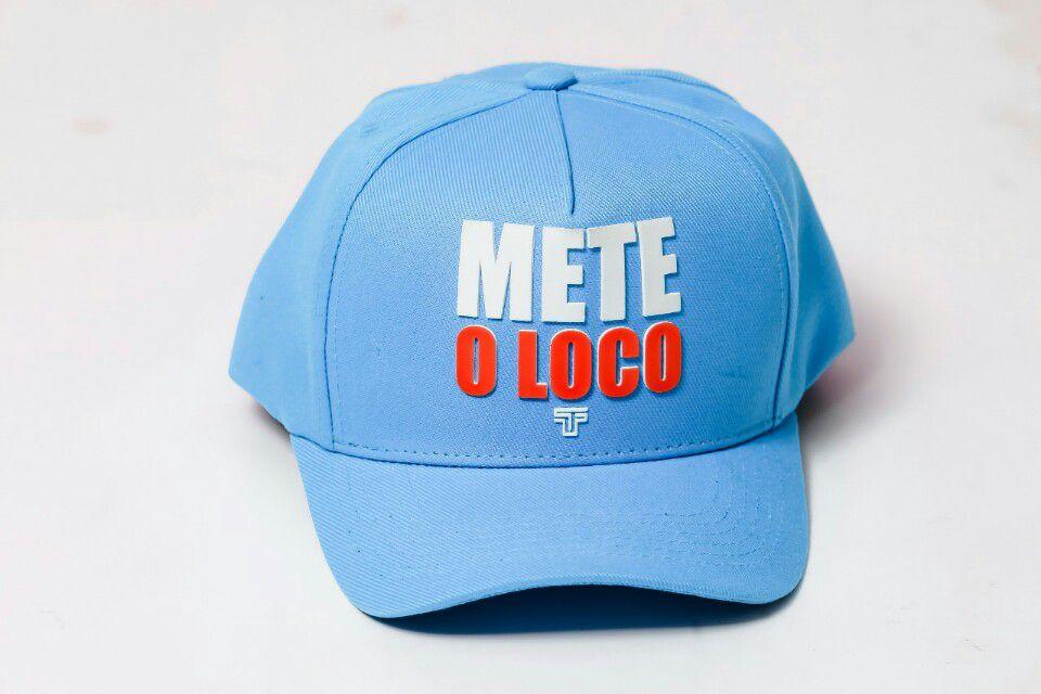 BONE - METE O LOCO AZUL - TFLOW