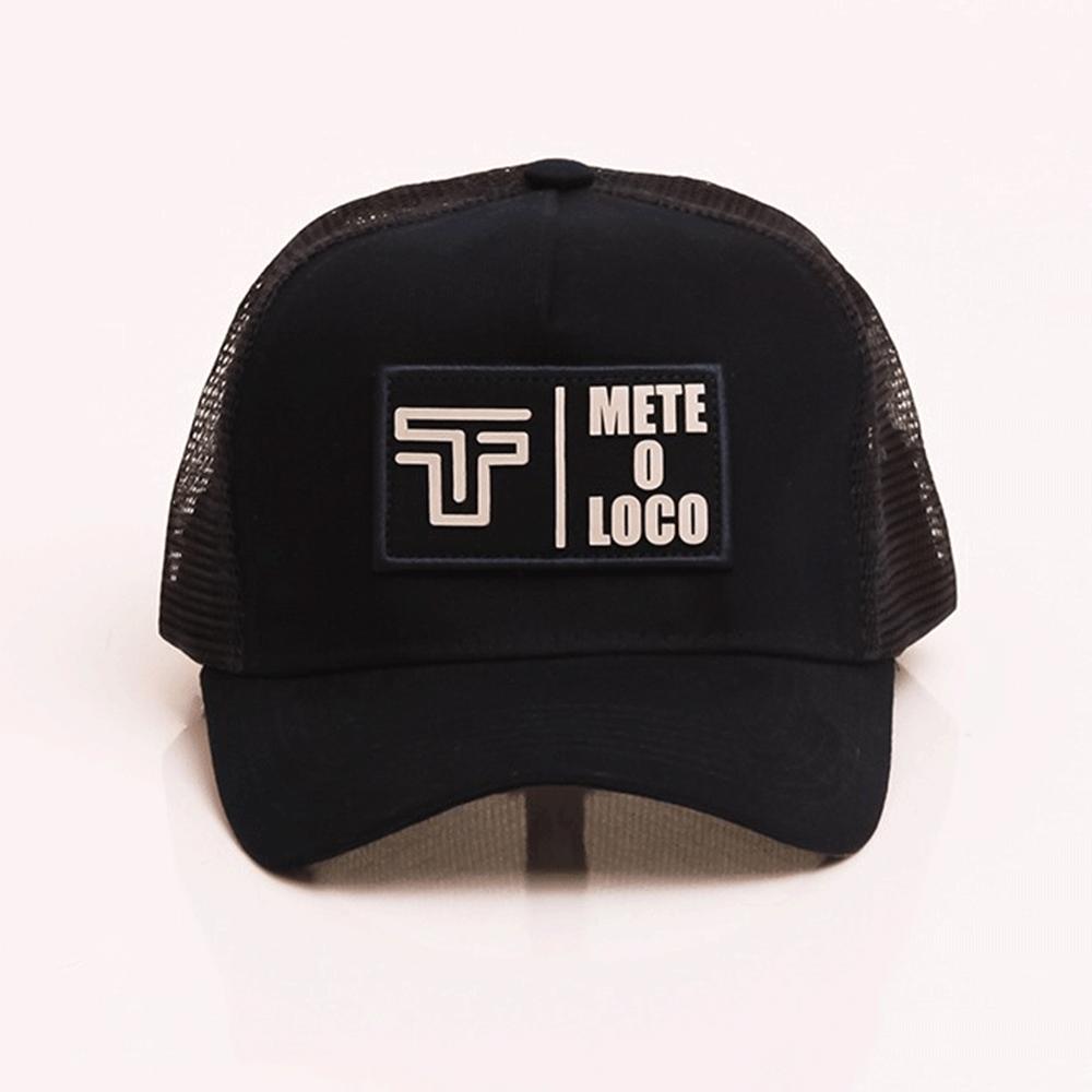 BONÉ METE O LOCO - TFLOW