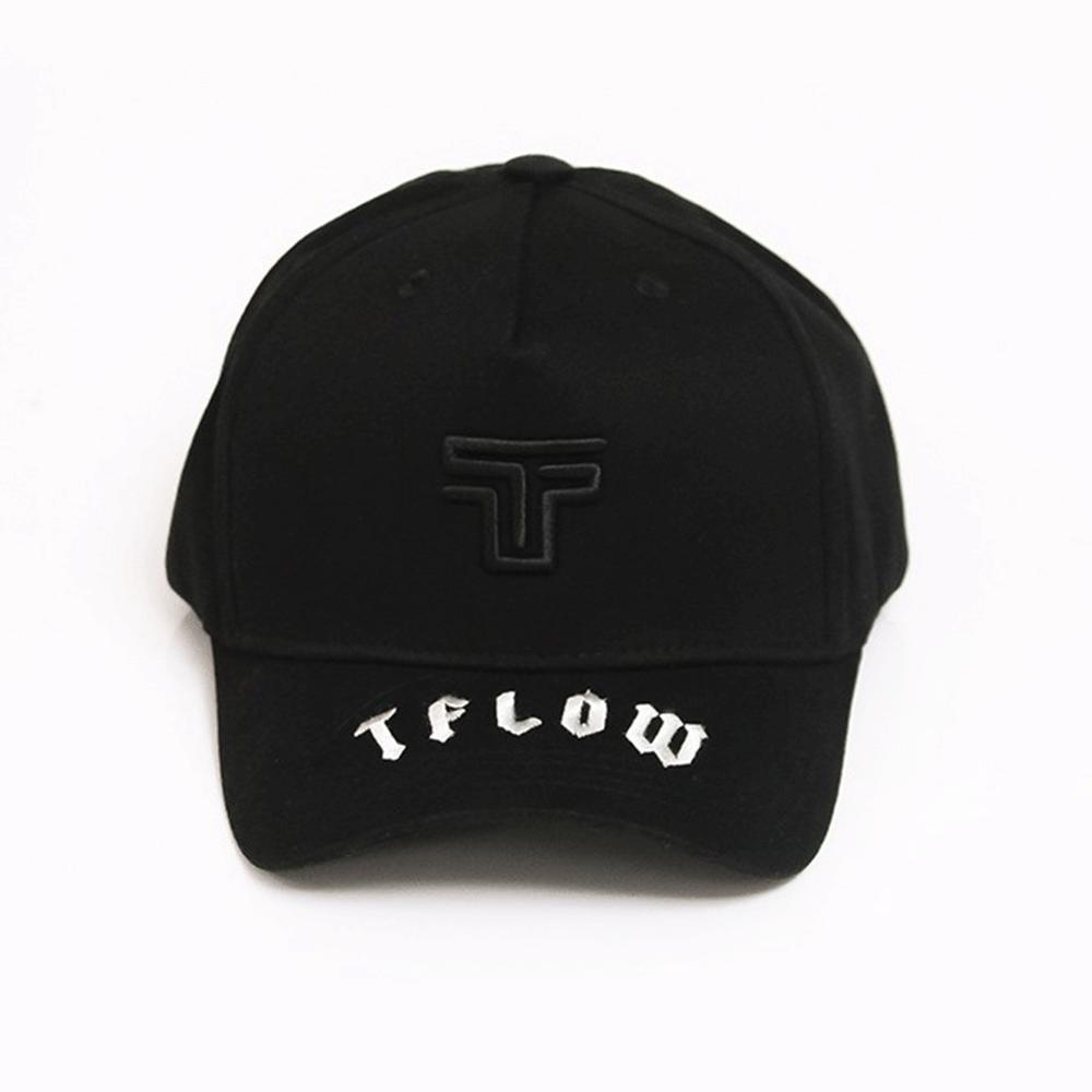BONÉ TFLOW ABA PRETO - TFLOW
