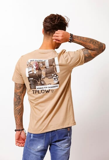 CAMISETA ACOUSTIC - TFLOW