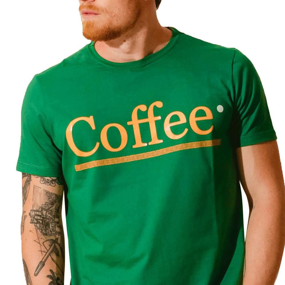 CAMISETA COFFEE - TFLOW