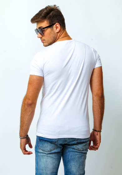 CAMISETA EGYPTIAN EXPERIENCE BRANCO - TFLOW