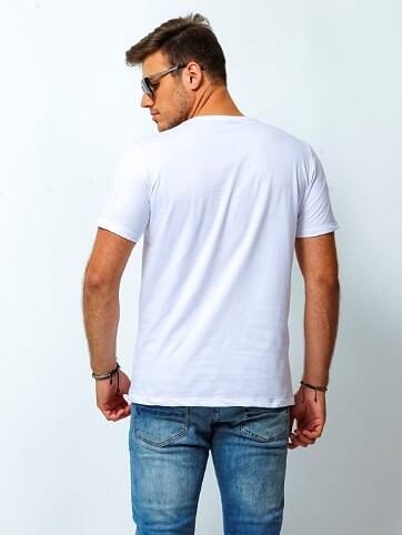 CAMISETA EXPRESSION BRANCO - TFLOW