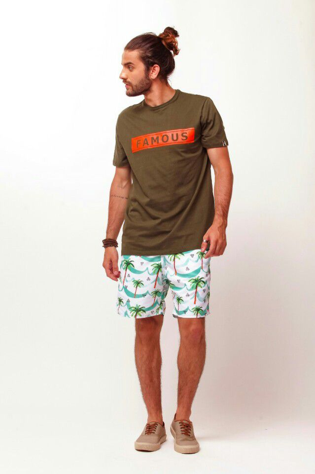 CAMISETA FAMOUS RAVE AFTER - TFLOW