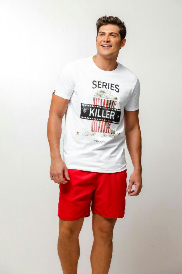 CAMISETA KILLER - TFLOW