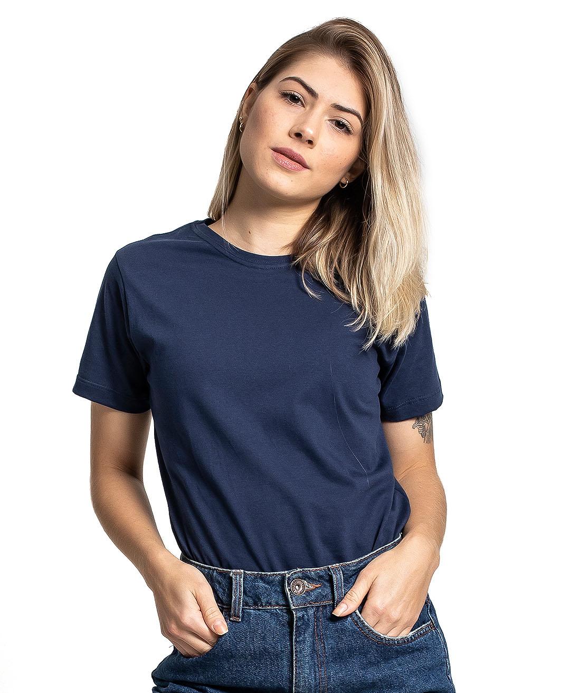 Camiseta Premium Next Edition Algodão PIMA Marinho - Tflow