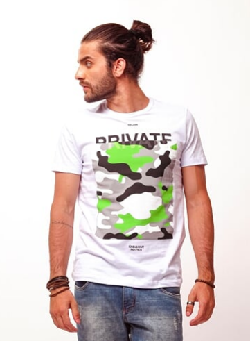 CAMISETA PRIVATE - TFLOW
