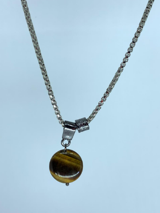 COLAR TIGER EYE - TFLOW