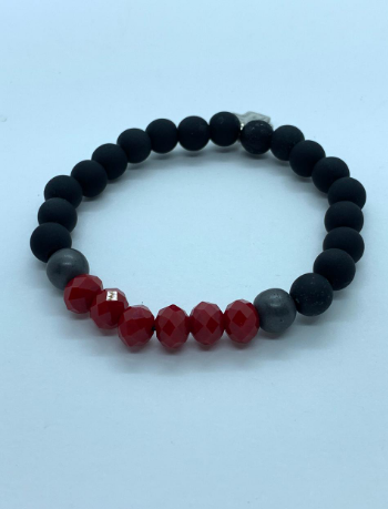 PULSEIRA BLACK AND RED - TFLOW