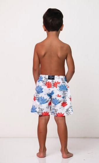 SHORT ST TROPEZ KIDS - TFLOW