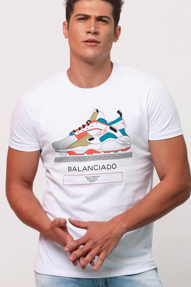 CAMISETA BALANCIADO - TFLOW