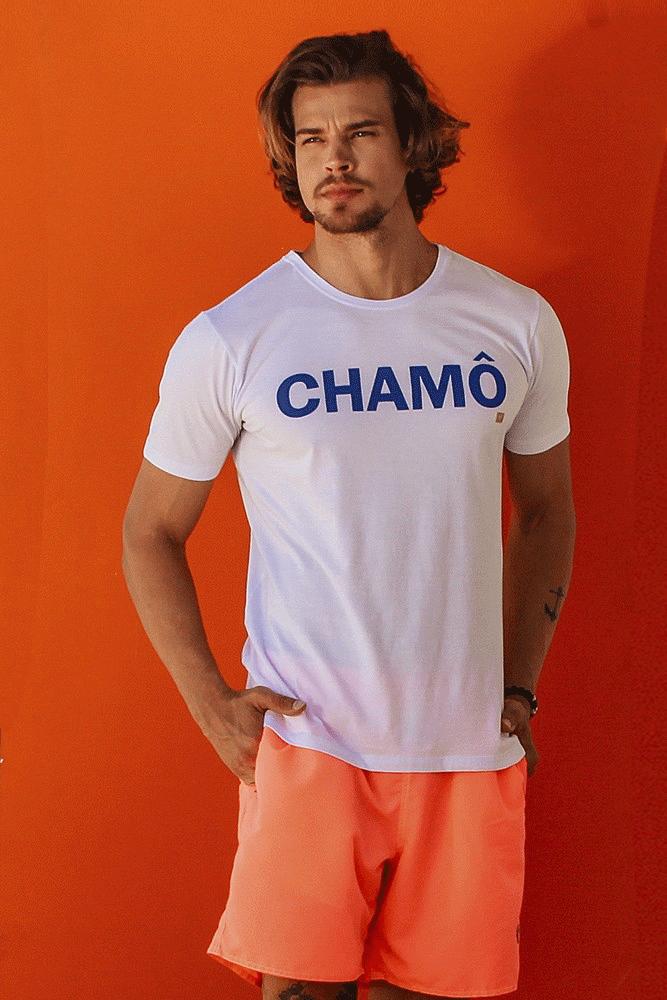CAMISETA CHAMÔ - TFLOW