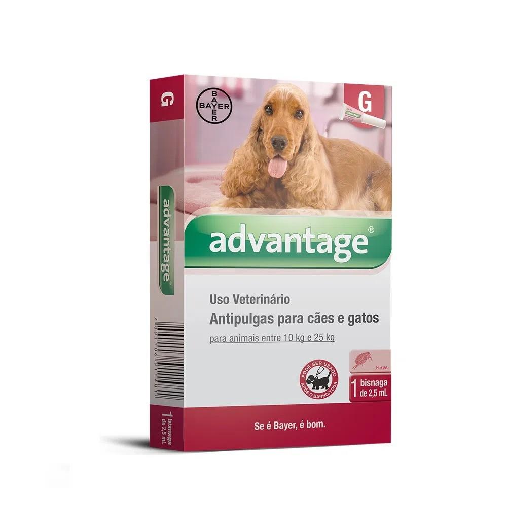 Antipulgas Advantage para Cães e Gatos
