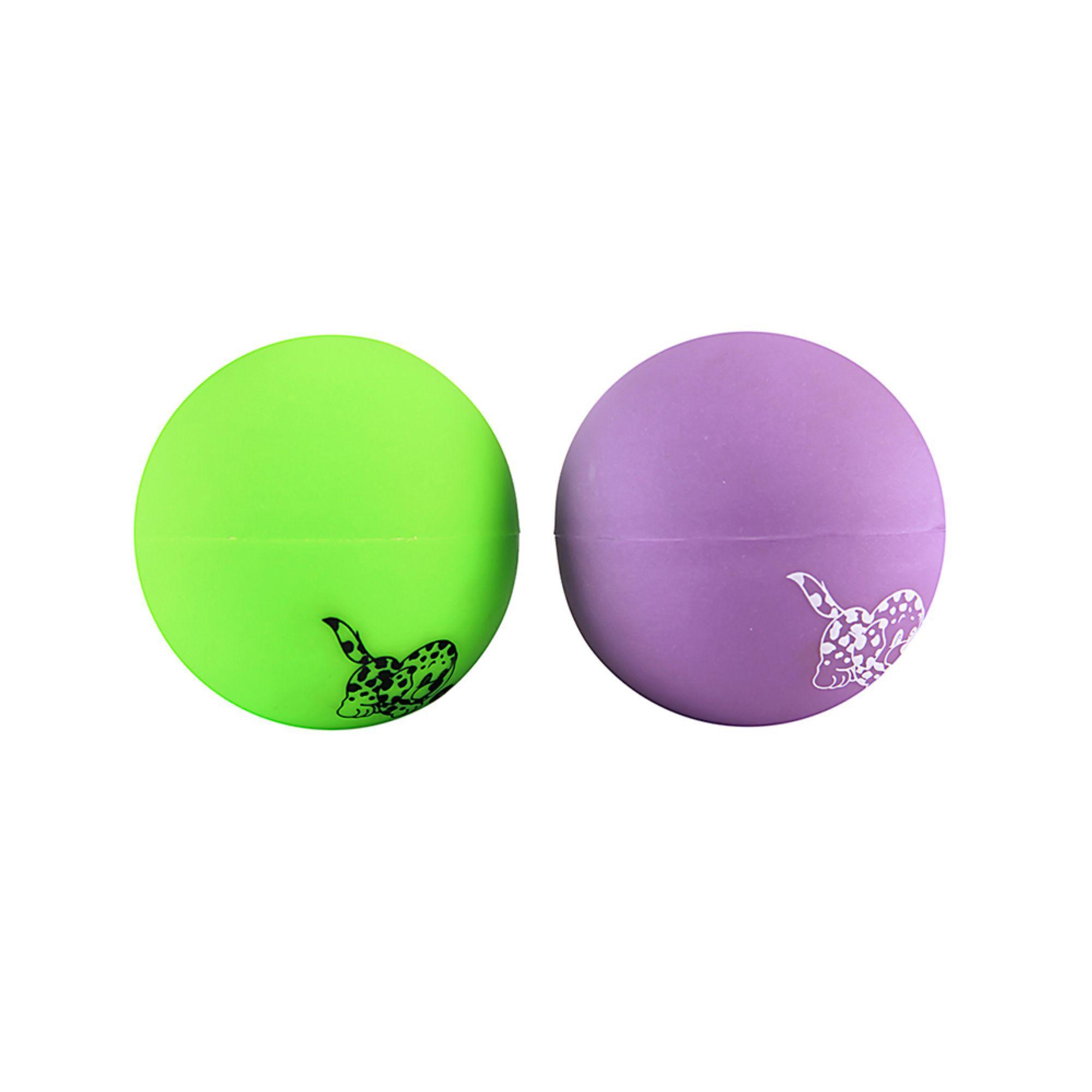 Bola maciça para adestramento para cachorro