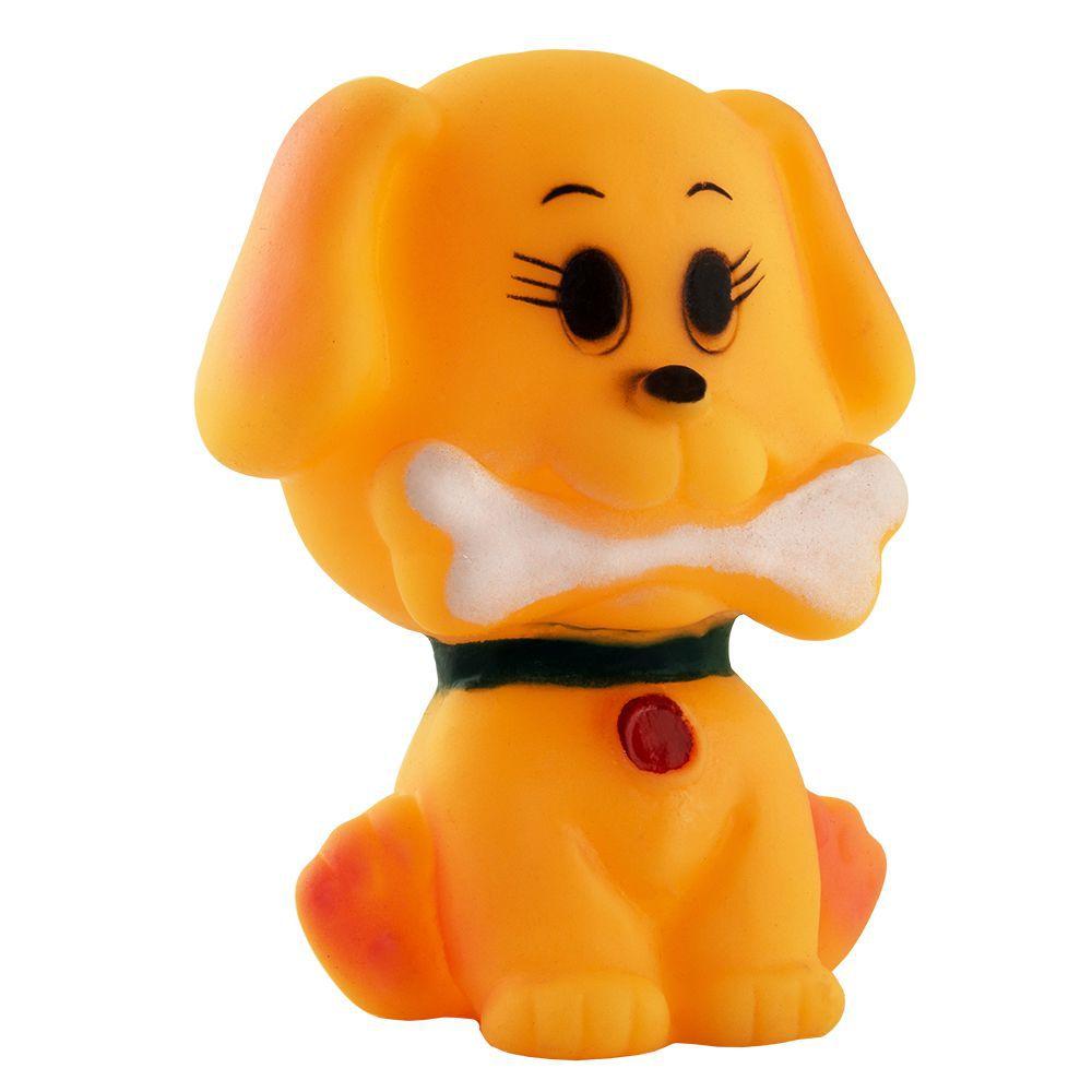 Brinquedo para Cachorro Cachorrinho com Osso