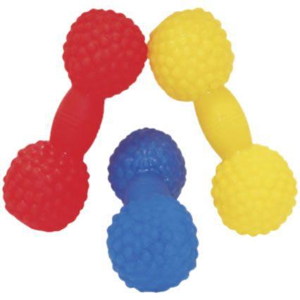 Brinquedo para Cachorro Halteres Cravinhos