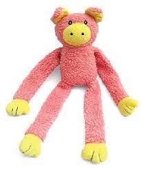 Brinquedo Porco Pelúcia Chalesco