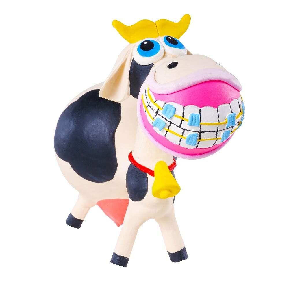 Brinquedo Vaca Latex