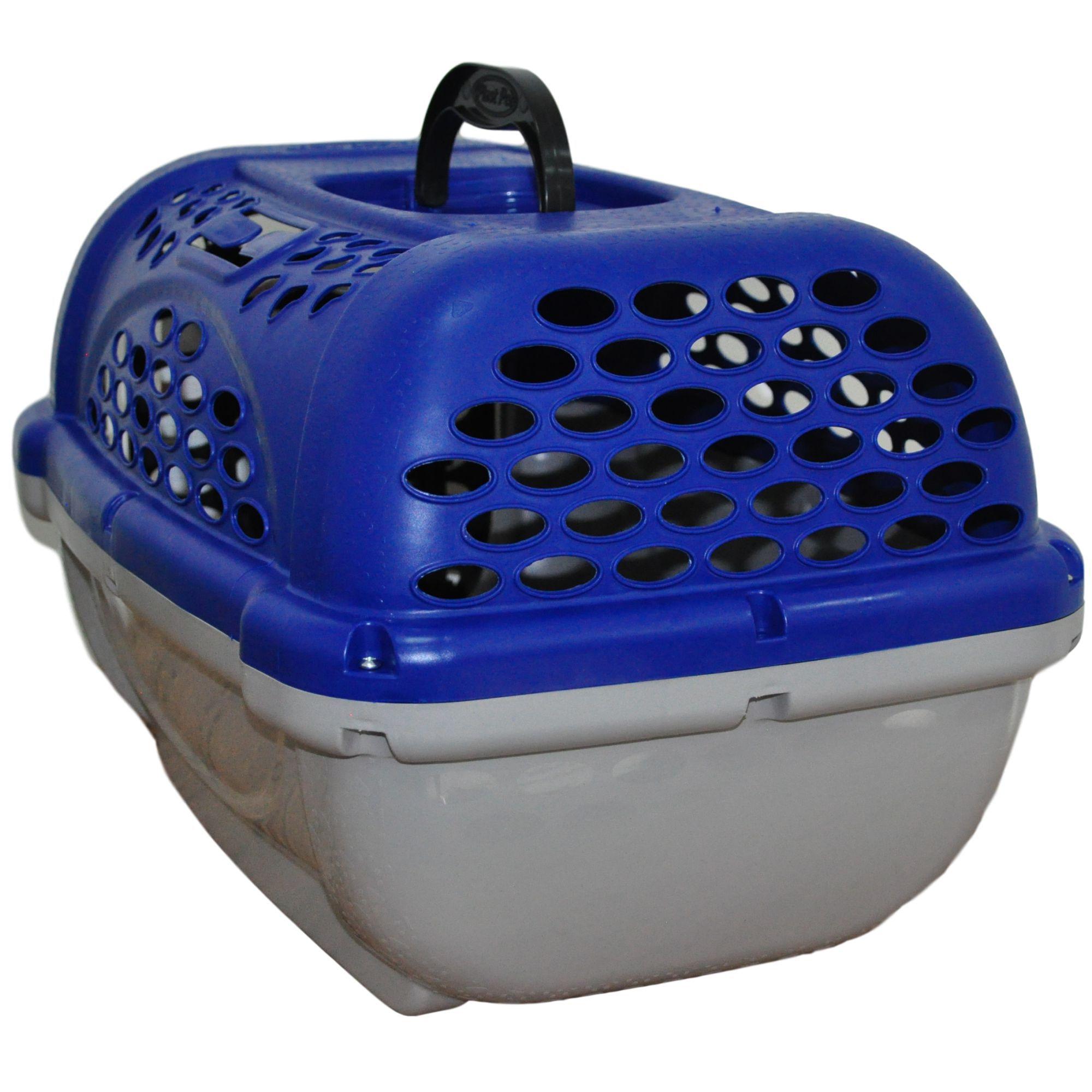 Caixa Transporte Cachorro e Gato Com Ventilação Panther Nº 2