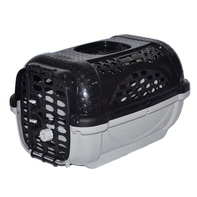 Caixa Transporte Cachorro e Gato Com Ventilação Panther Nº 3