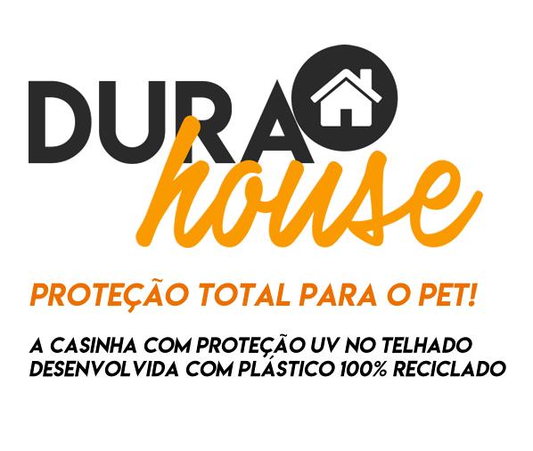 Casinha de Plástico Para Cachorro DuraHouse DuraPets Nº 2