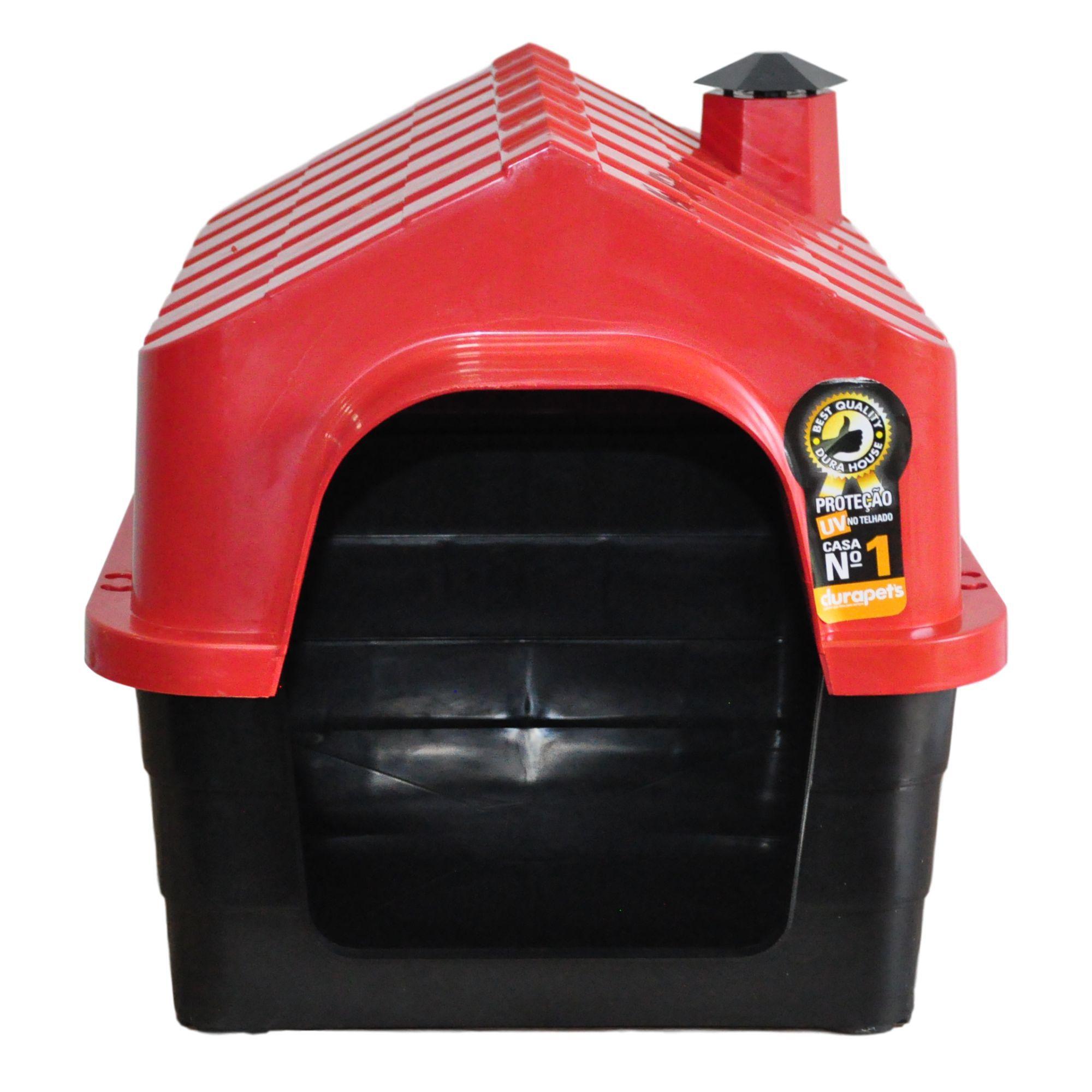 Casinha de Plástico Para Cachorro DuraHouse DuraPets Nº 5