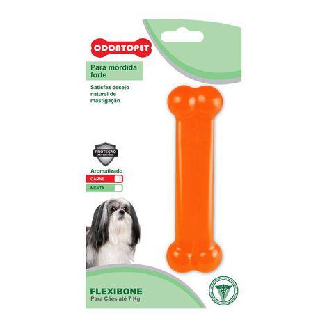 Brinquedo FlexiBone para Cães de até 7kg