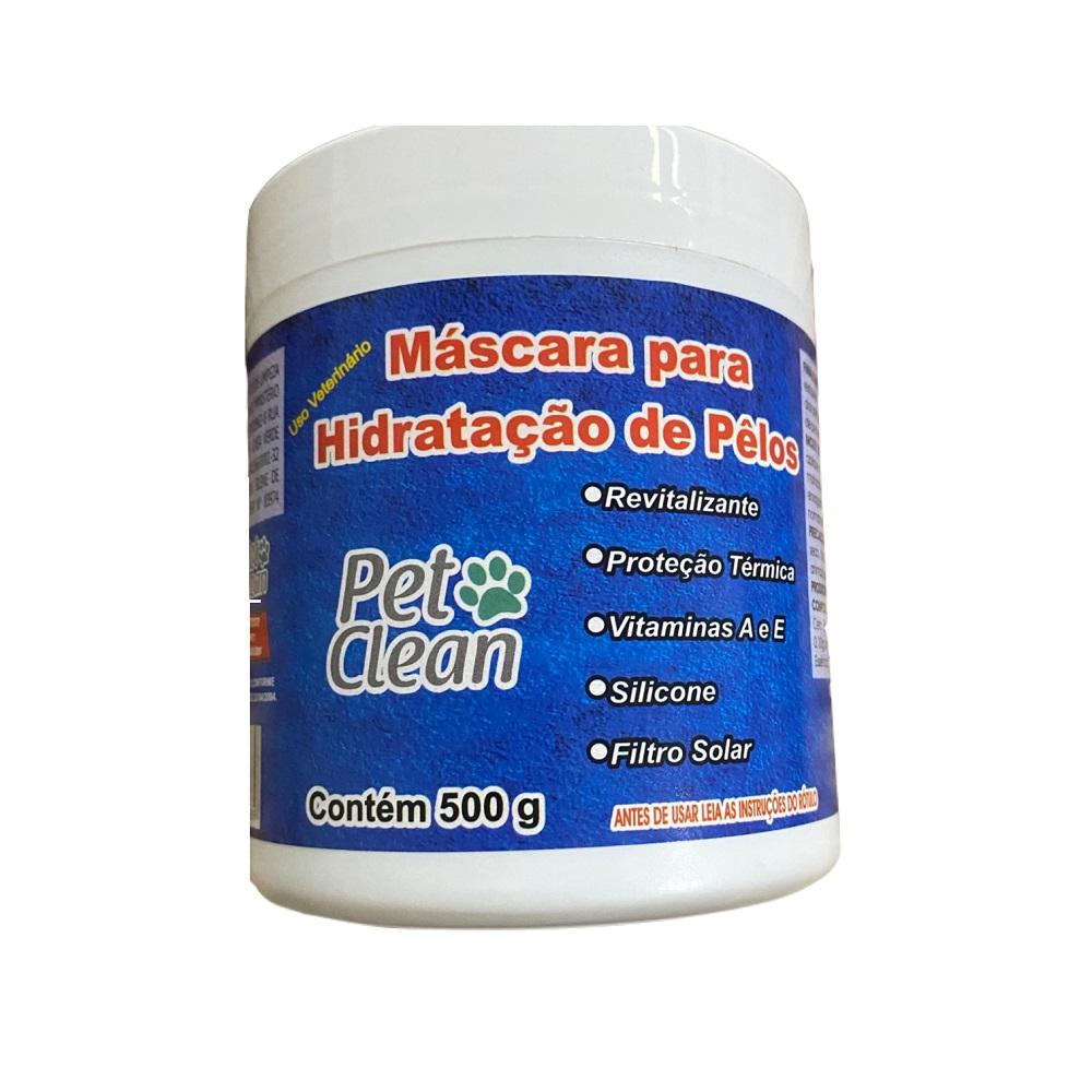 Máscara Soft Line para Hidratação de Pelos 500g - Pet Clean