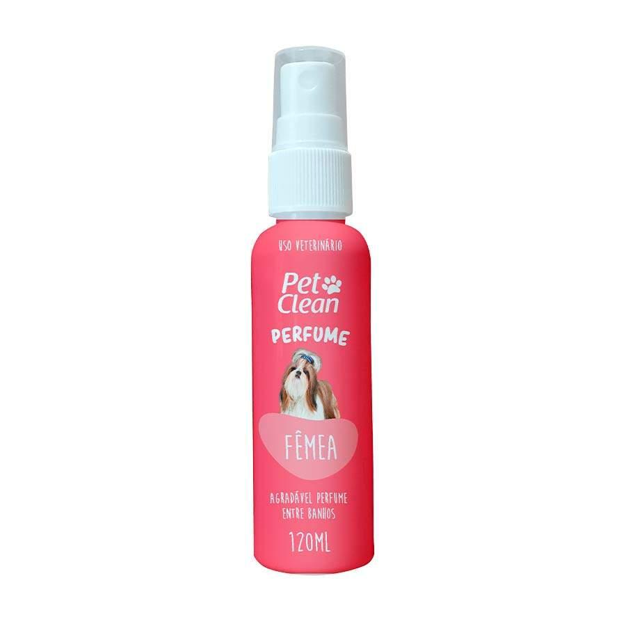 Perfume Pet Clean para Fêmea 120 mL