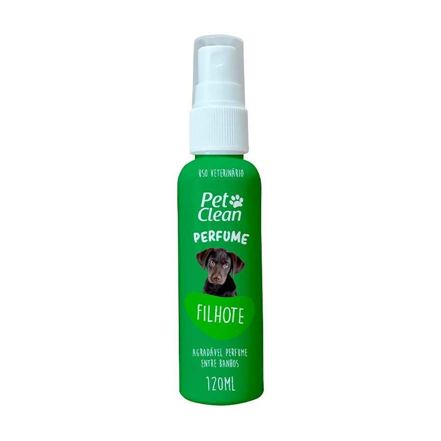 Perfume Pet Clean para Filhotes 120 mL