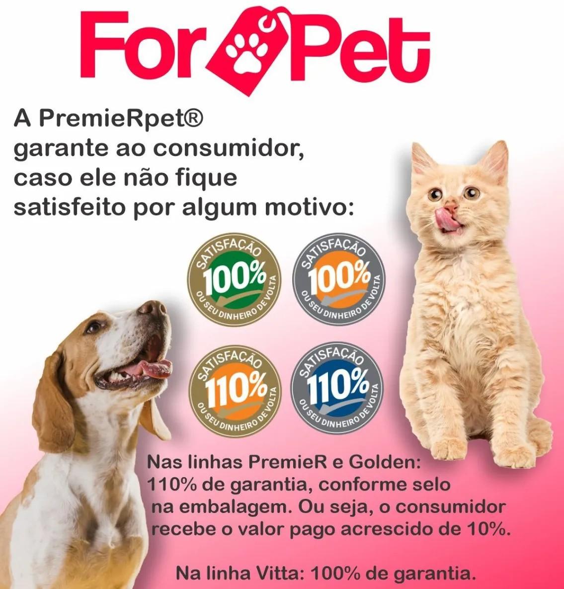Ração Premier Nutrição Clínica Cães Hipoalergênico Proteína Hidrolisada e Mandioca Pequeno Porte