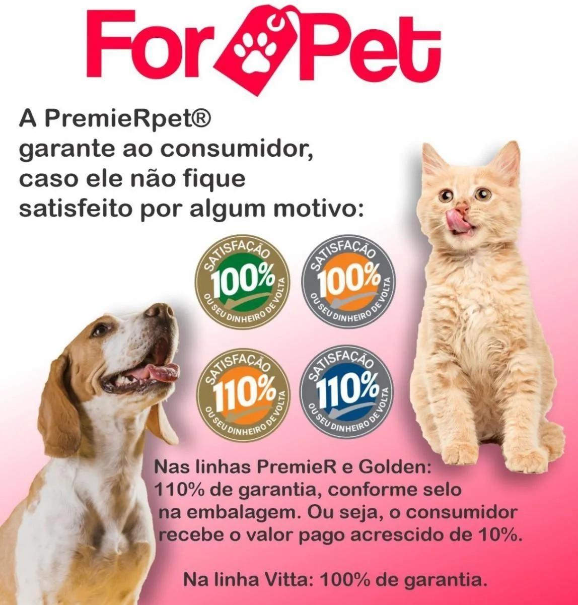 Ração Premier Pet Raças Específicas PitBull Adulto 12kg