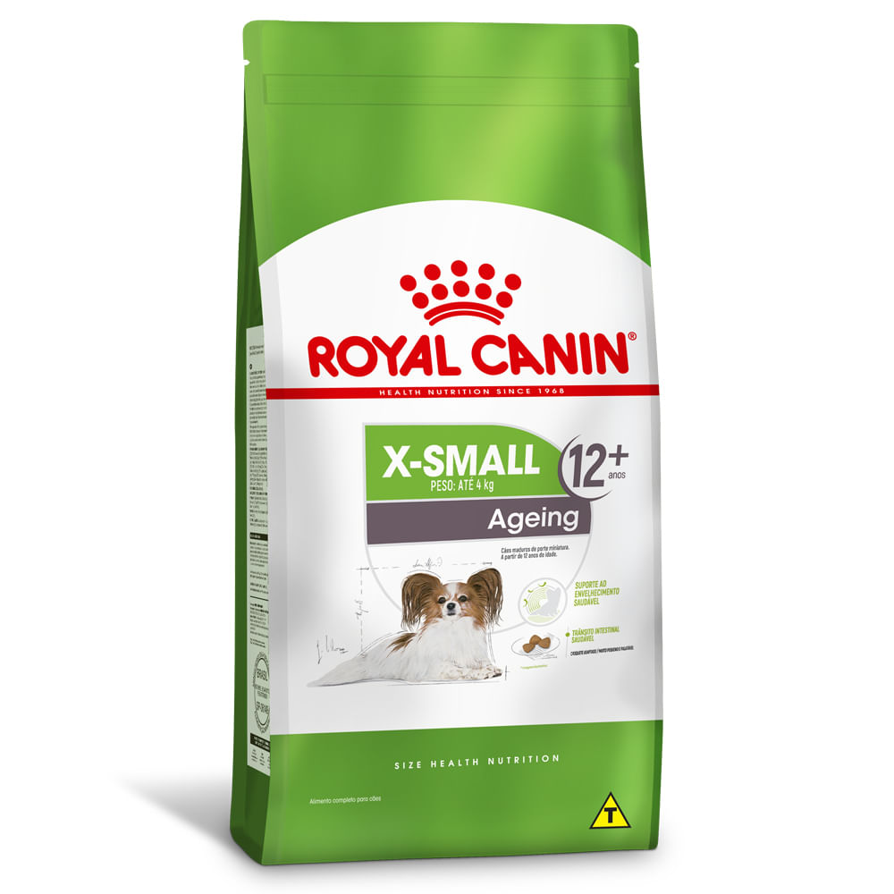 Ração Royal Canin Cães X-Small Ageing 12+