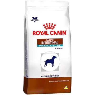 Ração Royal Canin Canine Veterinary Diet Gastro Intestinal para Cães Adultos com Doenças Intestinais