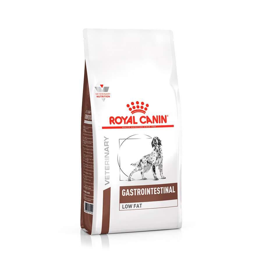 Ração Royal Canin Canine Veterinary Diet Gastrointestinal Low Fat para Cães Adultos