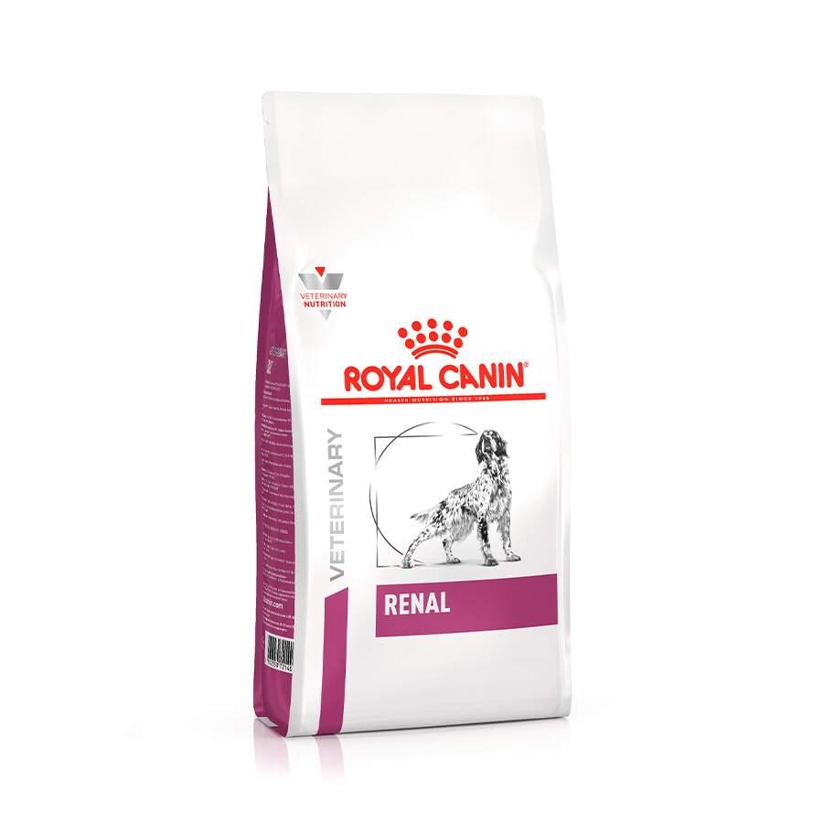 Ração Royal Canin Canine Veterinary Diet Renal para Cães com Insuficiência Renal