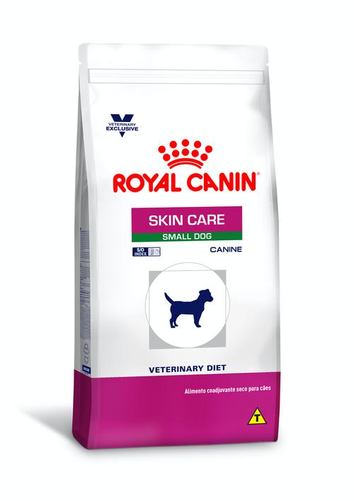 Ração Royal Canin Canine Veterinary Diet Skin Care para Cães Filhotes com Doenças de Pele